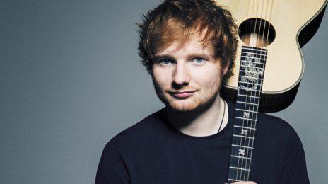 Watch: Ed Sheeran Rocks BBC Radio 1 With Cover Of Christina Aguilera's 'Dirrty'