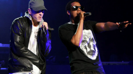 Hip Hop Drama: Eminem Files Lawsuit Against New Zealand National Party / Jay Z Pulled Into Paternity Test Scandal