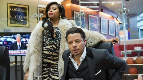 'Empire' Breaks TV Records  With New Ratings Spike As Terrence Howard Calls For Lil' Kim To Guest Star