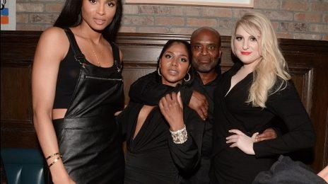 Epic Records Pre-Grammy Party: Ciara, Toni Braxton, Tamar & More Glow
