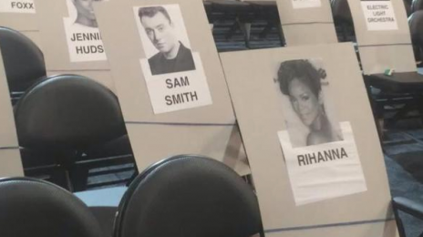 Hot Shots: The Grammy Awards Release Proposed Seating Plan