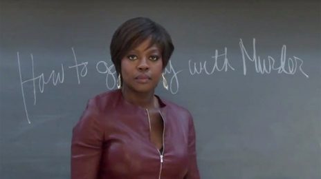Confirmed: 'How To Get Away With Murder' Renewed For Second Season