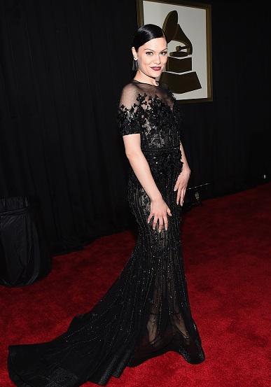 Jessie J Grammys 2015 Thatgrapejuice That Grape