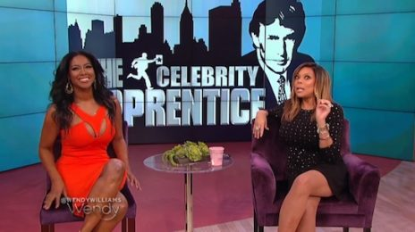 Kenya Moore Visits 'Wendy' / Compares Vivica Fox To Maleficent & Slams NeNe Leakes