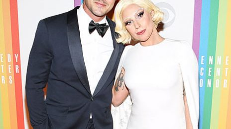 Lady Gaga Confirms Engagement To Actor Taylor Kinney