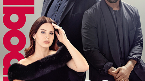 Kanye West & Lana Del Rey Cover Billboard's 2015 Power List Edition