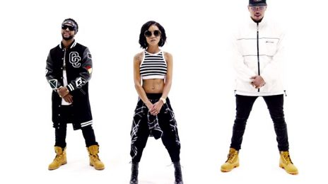 New Video: Omarion, Chris Brown & Jhene Aiko - 'Post To Be'