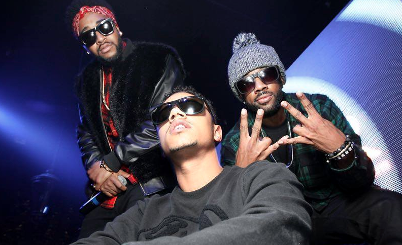 Hot Shot: Lil Fizz & Omarion Enjoy Grammy Weekend At ...Lil Fizz 2012