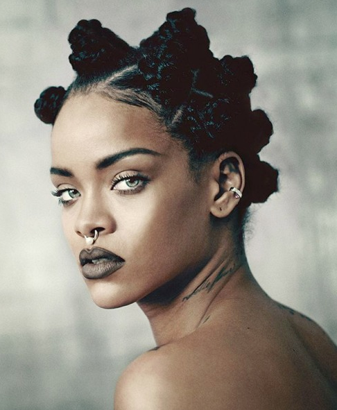 New Song: Rihanna - 'FourFiveSeconds (DJ Mustard Remix