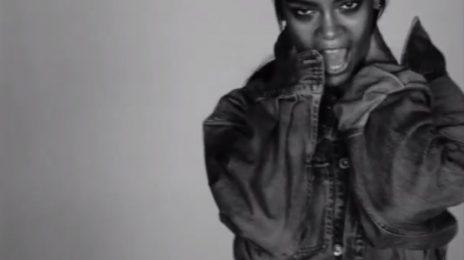 Teaser #2: Rihanna - 'FourFiveSeconds (ft. Kanye West & Paul McCartney)' Video