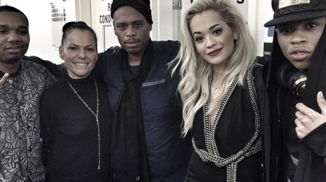 Rita Ora Scores Role On FOX Hit 'Empire' / Spotted On Set
