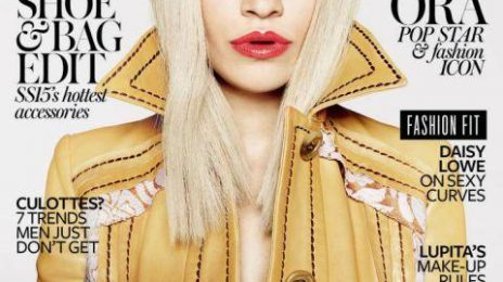 Rita Ora Stuns For InStyle Magazine