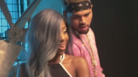 Behind The Scenes: Sevyn Streeter & Chris Brown - 'Don't Kill The Fun' Video