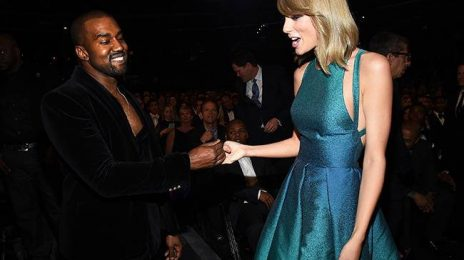 Kanye West Readies Taylor Swift Collabo / Addresses Beck Comments On 'Ryan Seacrest'