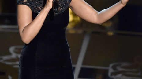 Watch:  Jennifer Hudson, Common, & John Legend Render Stunning Performances At #Oscars2015