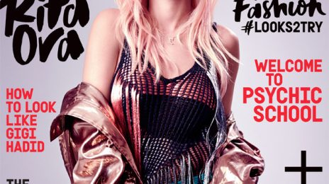 Rita Ora Dishes On Iggy Azalea As Rapper's Feud With Papa John's Pizza Continues
