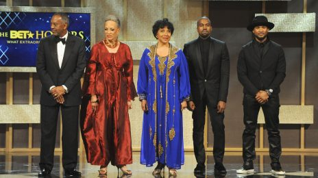 Performances:  2015 BET Honors
