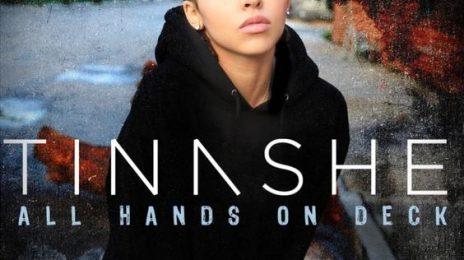New Song: Tinashe - 'All Hands On Deck (ft. Iggy Azalea)'