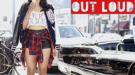 New Song: Ameriie - 'Out Loud (Produced By Rich Harrison)'