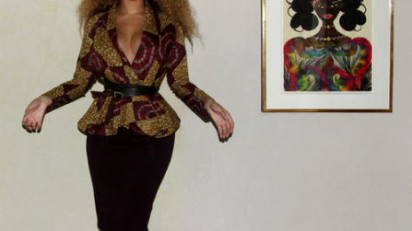 Beyonce's Ankara Fashion
