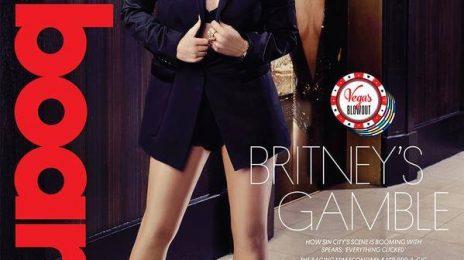 Britney Spears Covers Billboard / Talks 9th Album