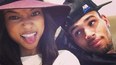 """Chris Brown To Karrueche: """"Be A Lady...Don't Let the Thot Form From Anger"""""""
