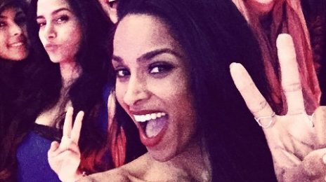 Hot Shots: Ciara Shares Set Pics From New NBC Show 'I Can Do That'