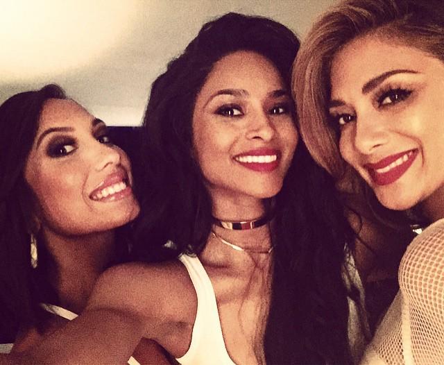 Hot Shots: Ciara Shares Set Pi...
