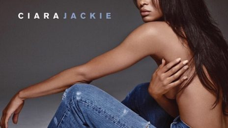 Ciara Shares 'Jackie' Album Photoshoot