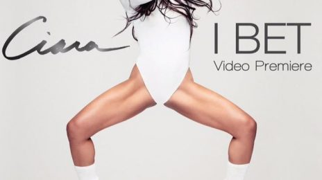 Ciara Announces 'I Bet' Video Premiere Date / Shares Sneak Peek Pic