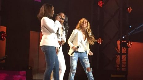 Watch: Destiny's Child Perform 'Say Yes' At Stellar Awards [Preview]