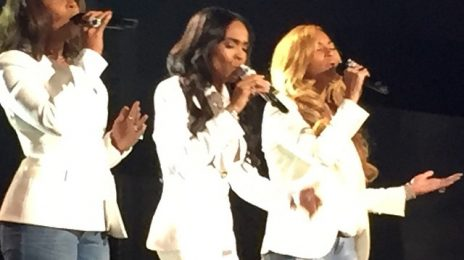 Hot Shots: Destiny's Child Perform 'Say Yes' At Stellar Awards