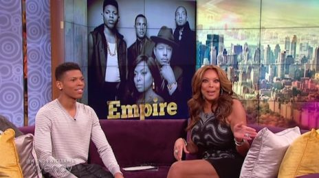 'Empire' Star Bryshere Gray Visits 'Wendy' / Talks Soundtrack, Finale & More
