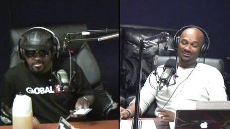 "Jermaine Dupri Explains Ciara 'I Bet' ""Diss"""