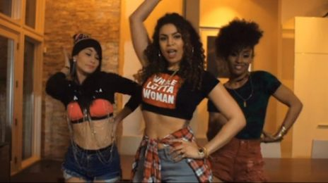 New Video: Jordin Sparks - 'Double Tap (ft. 2. Chainz)'