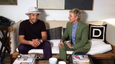 'Empire' Star Jussie Smollett Comes Out As Gay On 'Ellen'