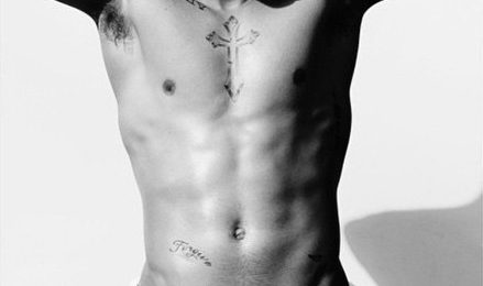 All Grown Up: Justin Bieber Flaunts Flesh In Vogue