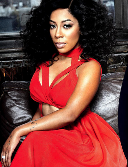 K. Michelle Replies To Tamar Braxton's Bullying Claims ... K Michelle