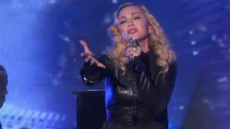 Watch: Madonna Performs New Single 'Ghosttown' On 'Ellen'