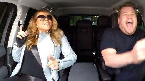 Watch: Mariah Carey Sings Carpool Karaoke With James Corden