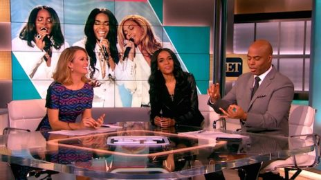 Michelle Williams Talks Reuniting With Beyonce & Kelly Rowland For Surprise Performance At 'Stellar Awards'