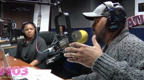 """Must See: Mo'Nique & Husband Spill All About """"Blackballed"""" Drama / Says Lee Daniels Called Halle Berry A """"B*tch"""""""