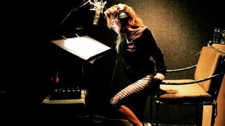 Hot Shot: Nicole Scherzinger Returns To The Studio