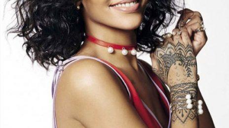 Rihanna Covers Vanity Fair Italia