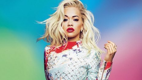 Rita Ora Glows For Rimmel London