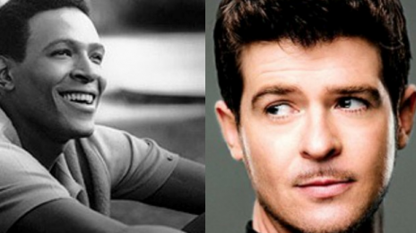 Marvin Gaye's Family Seek To Block The Sale Of 'Blurred Lines'