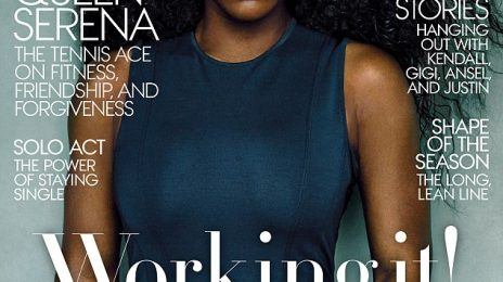 Did You Miss It?! Serena Williams Covers US Vogue