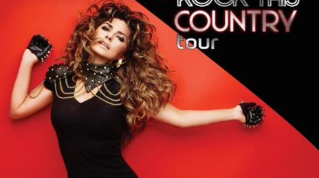 Finally:  Shania Twain Promises New Album & Tour This Year [Did You Miss It?]