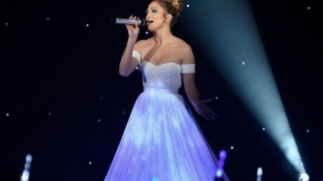 Watch:  Jennifer Lopez Blazes 'American Idol' With 'Feel the Light'