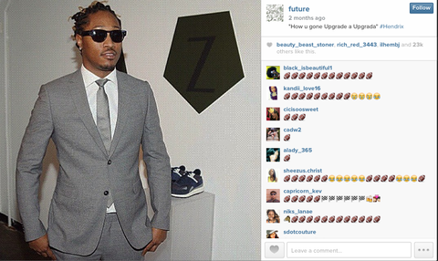 Hot97_Future on Cici's new man